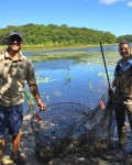 Andy Sabin's Snapping Turtle Hunt