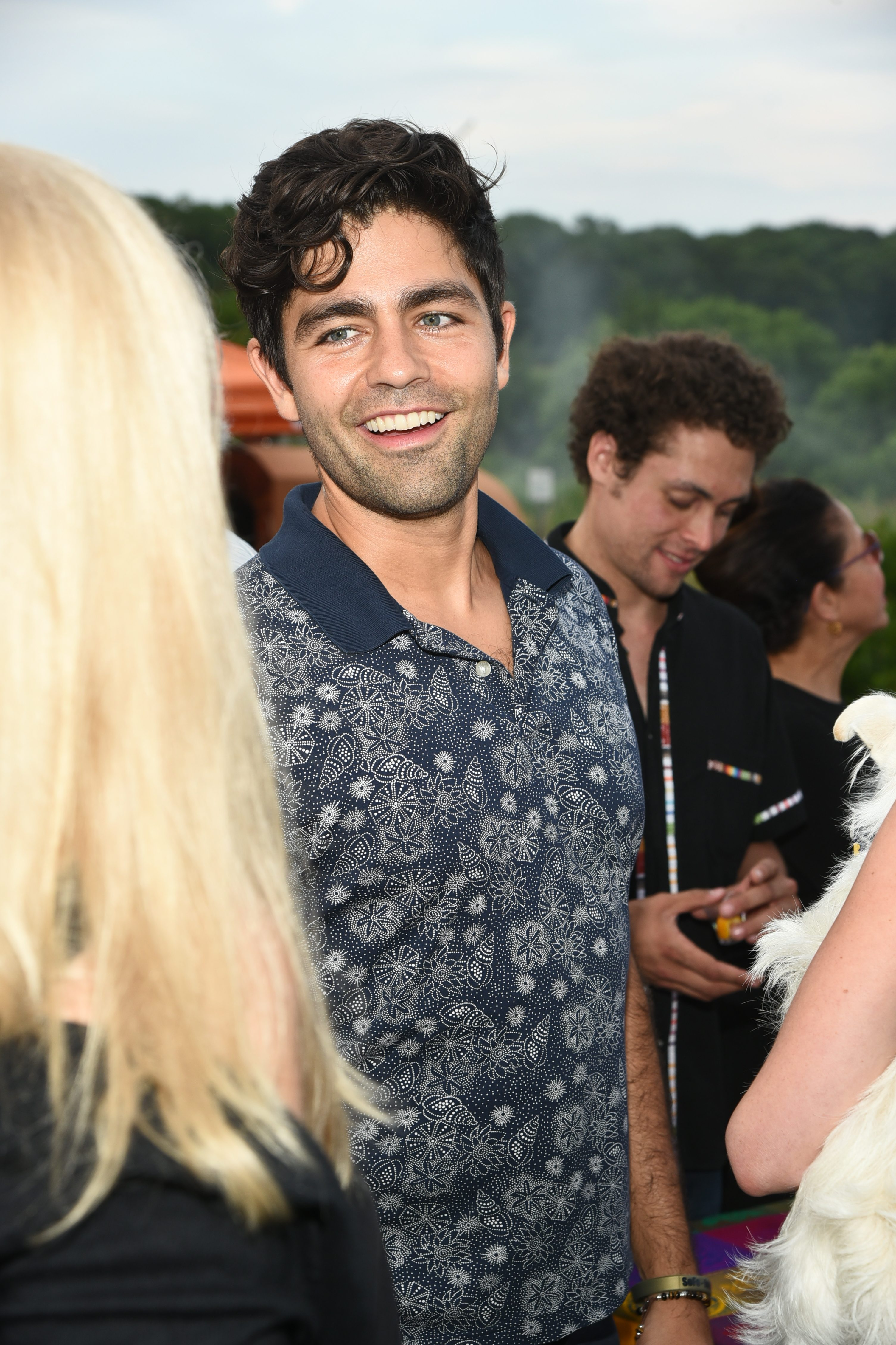 5 – Adrian Grenier attends the 28th.Annual SOFO Summer Gala at the South Fork Natural History Museum in Bridgehampton on Saturday, July 8, 2017. photo by Rob Rich-SocietyAllure.com