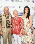 Don Church, Andy Sabin, Courtney Ross, Kathy Qian, Russell Mittermeier photo by Rob Rich/SocietyAllure.com ©2018 robrich101@gmail.com 516-676-3939