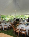 Gala Setup, Photo by Richard Lewin