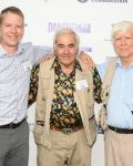 Don Church, Andy Sabin, Russell Mittermeier photo by Rob Rich/SocietyAllure.com ©2018 robrich101@gmail.com 516-676-3939
