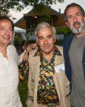 John Paulson, Andy Sabin, Eric Goode photo by Rob Rich/SocietyAllure.com ©2018 robrich101@gmail.com 516-676-3939