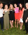 Frank Quevedo, Taylor Ruhle, Xylia Serafy, Molly Vorhaus, Eleni Nikolopoulos, Carol Crasson photo by Rob Rich/SocietyAllure.com ©2018 robrich101@gmail.com 516-676-3939